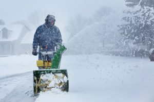 snow blower safety, snow blower security, security specailists snow blower, security specailsts snow removal, stamford snow blower safety, connecticut snow blower safety, winter season snow blower,