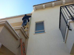 ladder safety, national ladder safety month, march is national ladder safety month, security specialists ladder safety tips, ladder safety tips